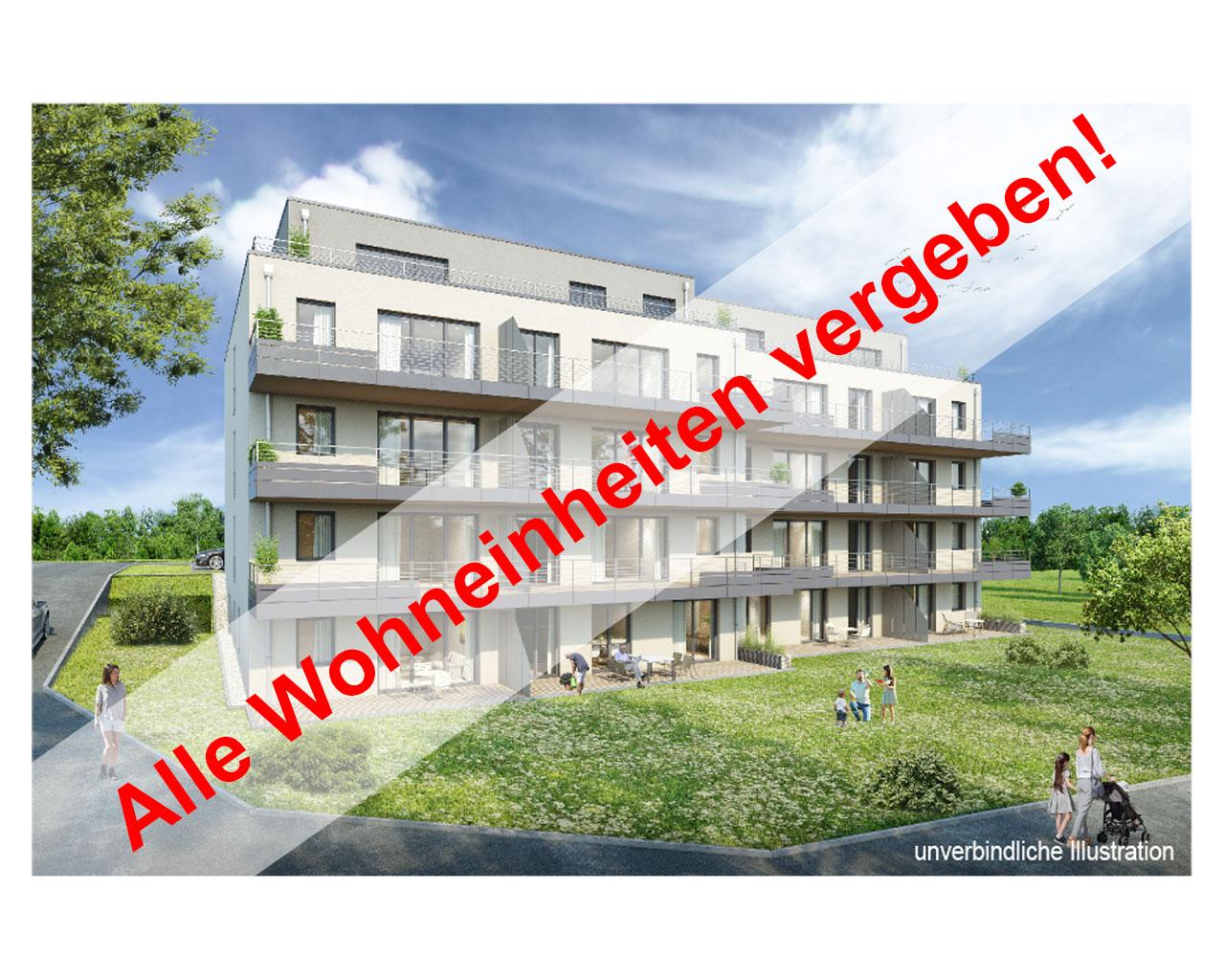 Trier-Palzem: Neubau von 18 Eigentumswohnungen
