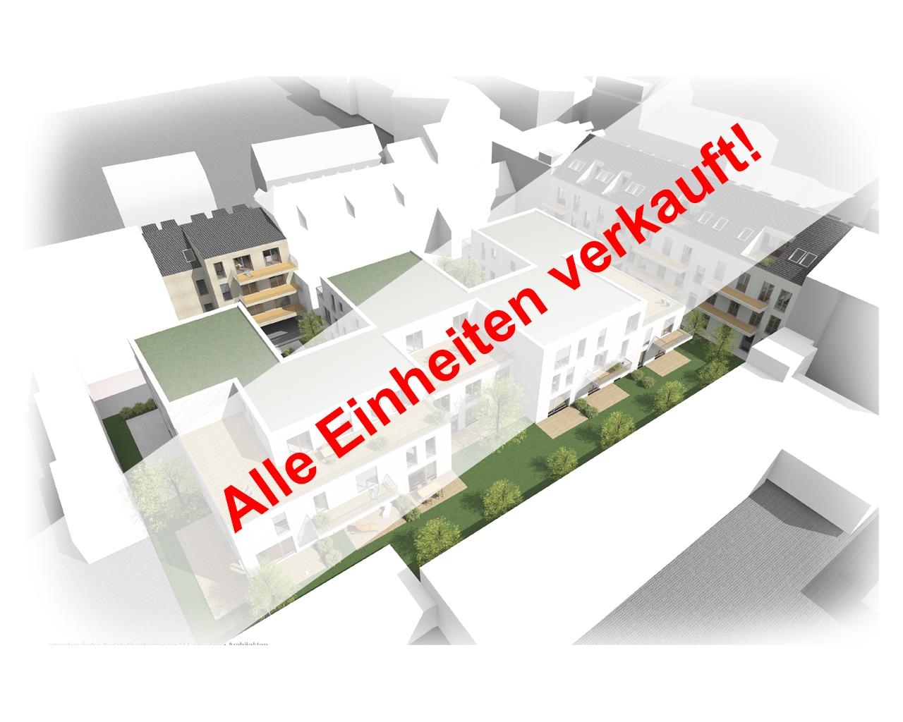 Trier-Tarforst: Neubau von zwei Mehrfamilienwohnhäusern