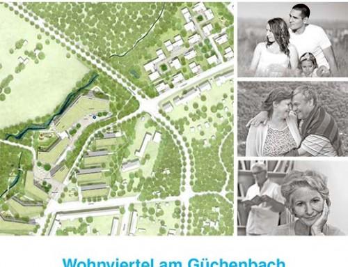Wohnviertel am Güchenbach