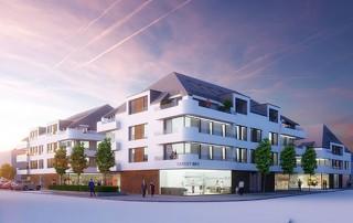 """Projekt """"Karree neue Mitte"""" in Schweich"""
