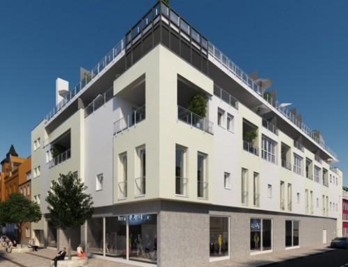 Eigentumswohnung Nr. 3.08 3. OG – Quartier Rheinblick