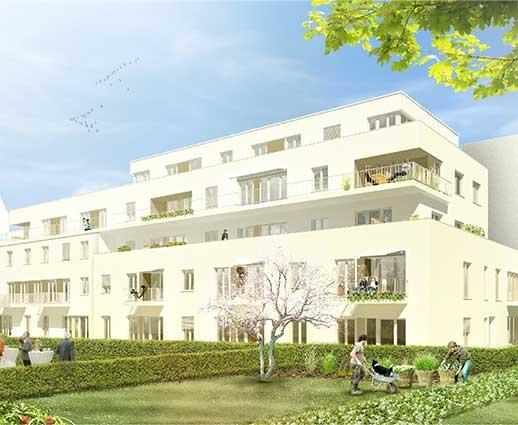 """Koblenz - """"Quartier Frankenstr"""""""