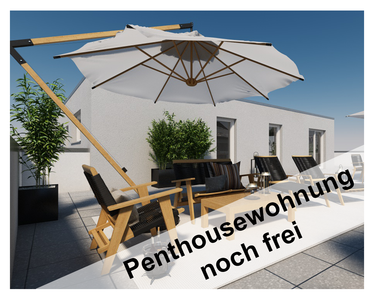 Penthouse, Trier Pauklinstr. 10-12, Wohnung 22